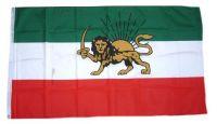 Fahne / Flagge Iran Royal Löwe 90 x 150 cm