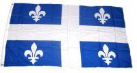 Flagge / Fahne Kanada - Quebec Hissflagge 90 x 150 cm