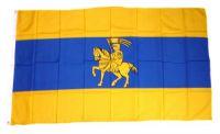 Flagge / Fahne Schwerin Hissflagge 90 x 150 cm
