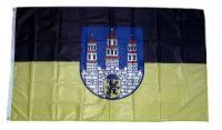 Fahne / Flagge Freiberg 90 x 150 cm