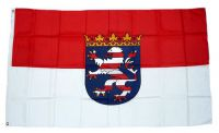 Flagge / Fahne Hessen Hissflagge 90 x 150 cm
