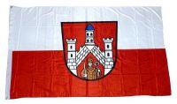 Fahne / Flagge Bad Neustadt Saale 90 x 150 cm