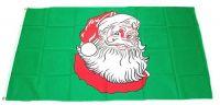 Fahne / Flagge Weihnachtsmann 150 x 250 cm