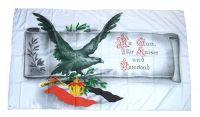 Fahne / Flagge Für Kaiser und Vaterland 90 x 150 cm