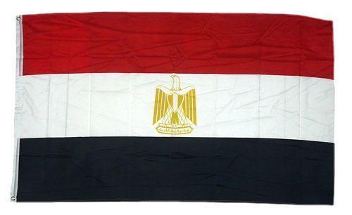 Fahne / Flagge Ägypten 150 x 250 cm