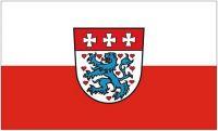 Fahne / Flagge Landkreis Uelzen 90 x 150 cm