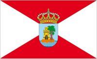 Fahne / Flagge Spanien - Vigo 90 x 150 cm
