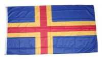 Fahne / Flagge Finnland - Aland 90 x 150 cm