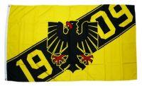 Fahne / Flagge Dortmund Wappen 1909 90 x 150 cm