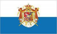 Fahne / Flagge Königreich Westfalen 90 x 150 cm