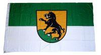 Fahne / Flagge Ebersberg 90 x 150 cm