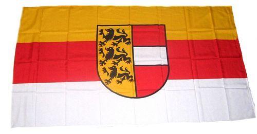 Fahne / Flagge Österreich - Kärnten 30 x 45 cm