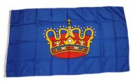 Flagge / Fahne Insel Fehmarn Hissflagge 90 x 150 cm