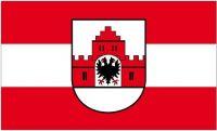 Fahne / Flagge Friedeburg 90 x 150 cm