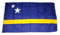 Flagge / Fahne Curacao Hissflagge 90 x 150 cm