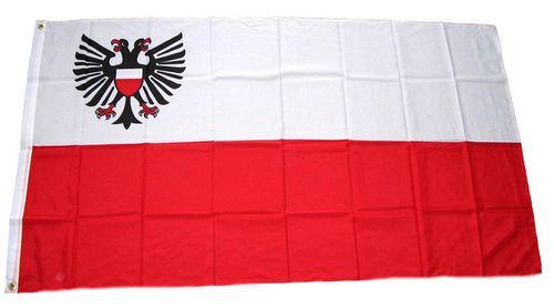 Tuin en terras Flagge Fahne USA Hissflagge 60 x 90 cm Vlaggen