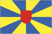 Fahnen Aufkleber Sticker Belgien - Westflandern