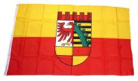 Flagge / Fahne Dessau Hissflagge 90 x 150 cm
