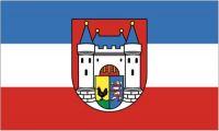 Fahne / Flagge Schmalkalden 90 x 150 cm