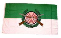 Fahne / Flagge Schützenfest Wappen 90 x 150 cm