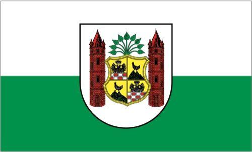 Fahne / Flagge Ilmenau 90 x 150 cm