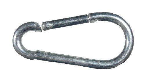 Karabiner Metall 40 mm