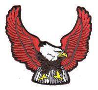 Aufnäher Patch Adler Flügel