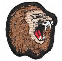 Aufnäher Patch Löwe