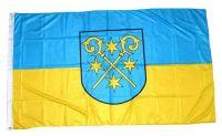 Fahne / Flagge Bischofswerda 90 x 150 cm