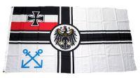 Fahne / Flagge Deutsches Reich Lotsenfahrzeuge 90 x 150