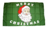 Fahne / Flagge Frohe Weihnachten 30 x 45 cm