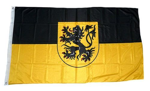 Fahne / Flagge Leonberg 90 x 150 cm