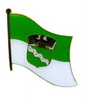 Fahnen Pin Rheinprovinz Flagge Fahne Anstecknadel