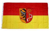 Flagge / Fahne Landkreis Biberach Hissflagge 90 x 150 cm