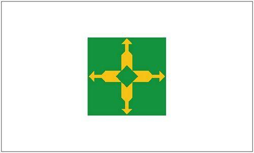 Fahne / Flagge Brasilien - Brasilia 90 x 150 cm