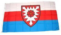 Fahne / Flagge Fürstentum Schaumburg Lippe 90 x 150 cm