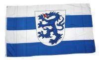Flagge / Fahne Ingolstadt Hissflagge 90 x 150 cm