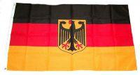 Flagge / Fahne Deutschland Adler Hissflagge 90 x 150 cm