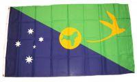 Flagge / Fahne Weihnachtsinsel Hissflagge 90 x 150 cm
