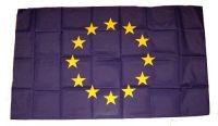 Fahne / Flagge Europa 30 x 45 cm