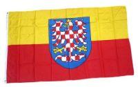 Fahne / Flagge Mähren 90 x 150 cm