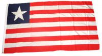 Flagge / Fahne Liberia Hissflagge 90 x 150 cm