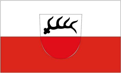 Fahne / Flagge Schömberg Zollernalbkreis 90 x 150 cm