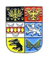 Pin Ostfriesland Wappen Anstecker NEU Anstecknadel