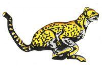 Aufnäher Patch Leopard