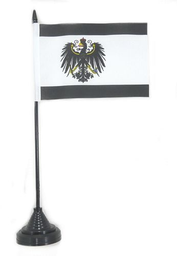 Tischfahne Spanien 10 x 15 cm Fahne Flagge