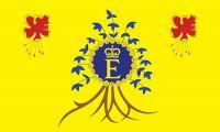 Flagge / Fahne Barbados Royal Hissflagge 90 x 150 cm