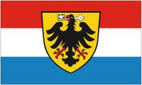 Flagge / Fahne Bad Wimpfen Hissflagge 90 x 150 cm