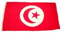 Flagge / Fahne Tunesien Hissflagge 90 x 150 cm