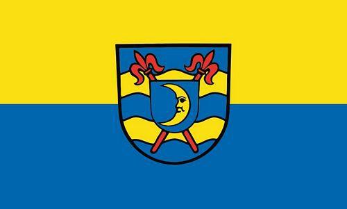 Flagge / Fahne Angelbachtal Hissflagge 90 x 150 cm